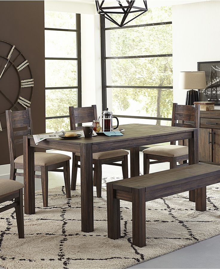 Avondale 6-Pc. Dining Room Set, Created for Macy's, (60 ...