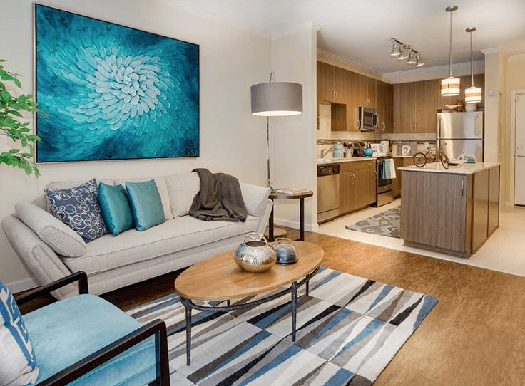 Spacious Floor Plans Are Available At AMLI Ponce Park Brand New Apartments In Historic Old Fourth Ward