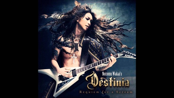 Nozomu Wakai's DESTINIA - End My Sorrow