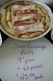Kachman's Sour Cabbage Rolls - awesome and easy. Thank you soooo much!