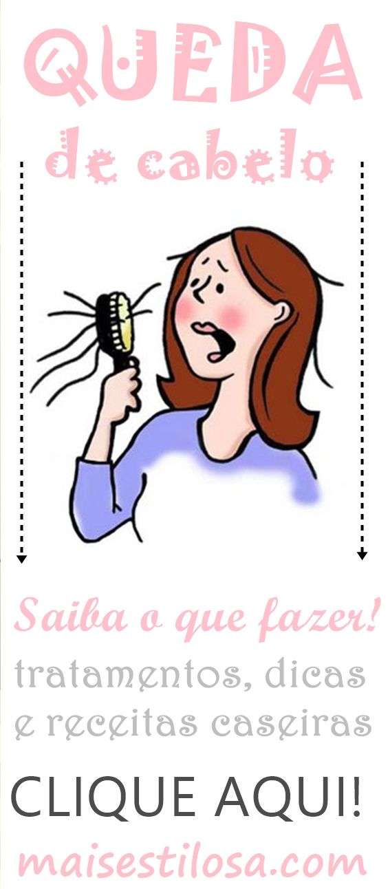 Seu cabelo está caindo muito? Saiba o que fazer e o que usar para tratar esse problema de forma correta! #quedadecabelo #quedadecabelofeminina #tratamentoparaqueda #quedacapilar