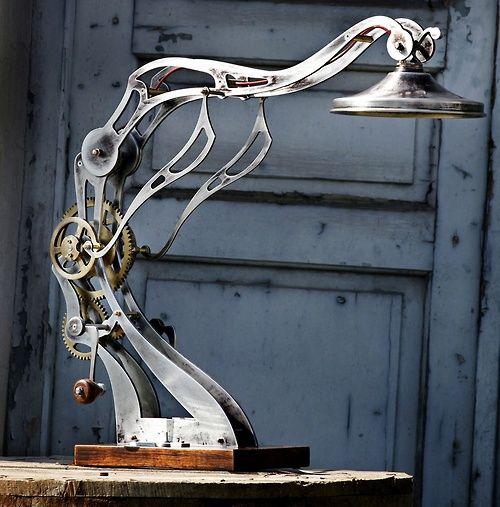 baddest lamp ever