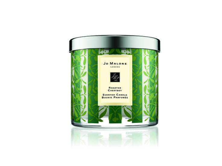 For Her: @jomalonelondon Roasted Chestnut Candle £120.00