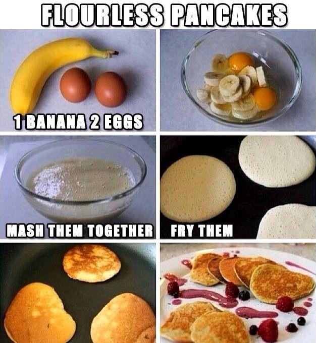 Оладьи из яиц и муки рецепт с пошагово