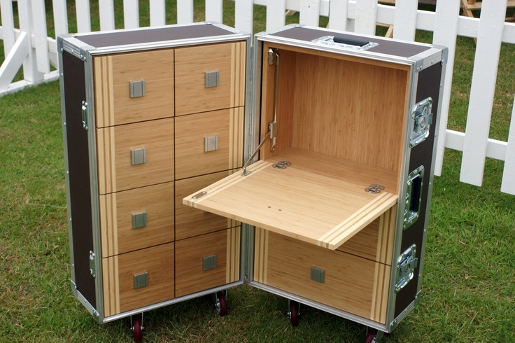 Imagine Having Foldable Furniture For Rental Homes Just Close The Boxes And Wheel It To The