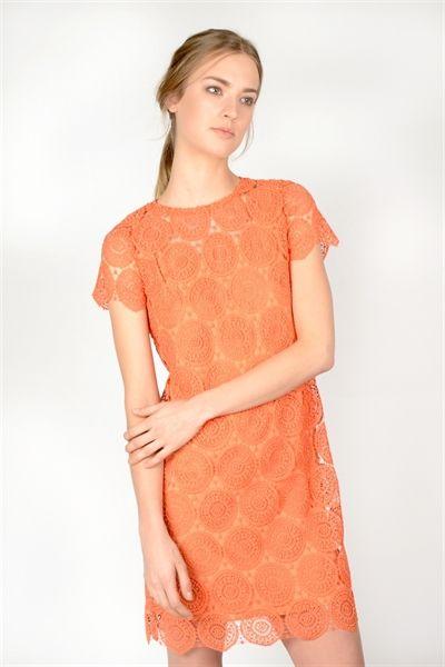 Amelia Dress  http://relatedapparel.com/Amelia-Dress.aspx  #relatedapparel #dress #related #fashion #orange #summer #style #trend