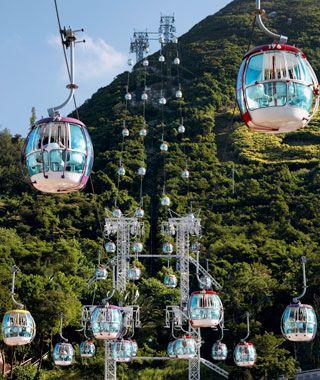 No. 47 Ocean Park, Hong Kong    Annual Visitors: 5,100,000