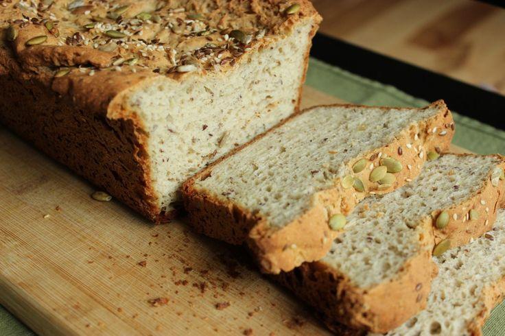Gluten Free Hemp & Seed Bread | The Gluten Free Vegan