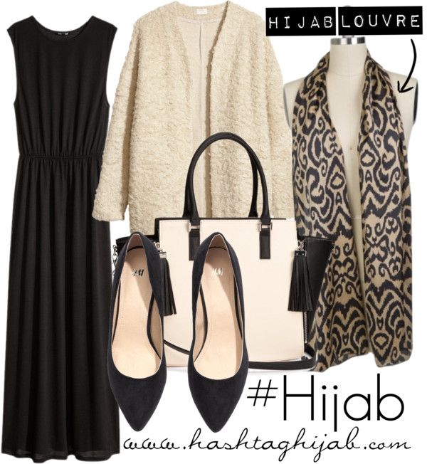 Hashtag Hijab Outfit #301