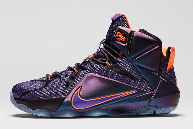 "Nike LeBron 12 ""Instinct"" (Detailed Pics & Release Date)"