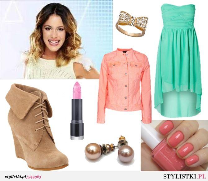 239 Best Violetta Style Images On Pinterest