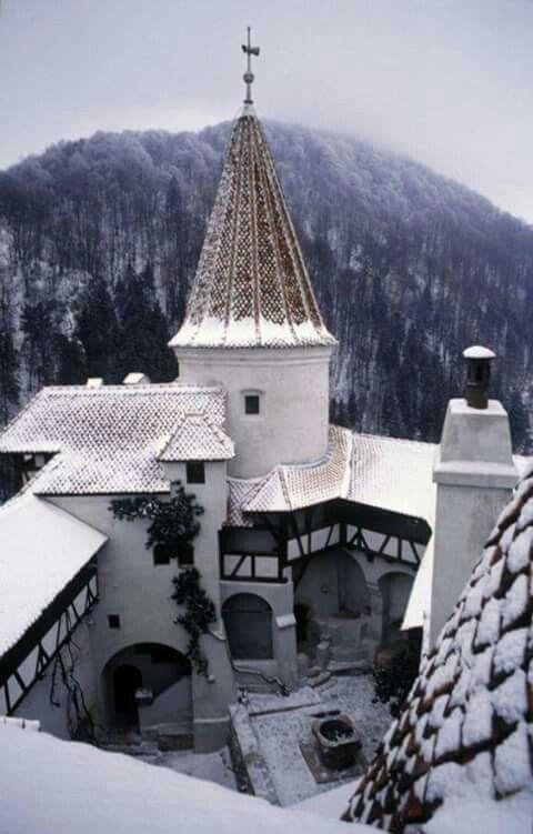 Castillo de Brain ,Transilvania  Rumania ∆∆