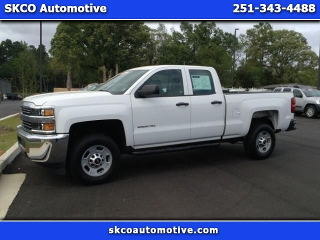 Used 2015 Chevrolet Silverado 2500hd Work Truck Double Cab 2wd For