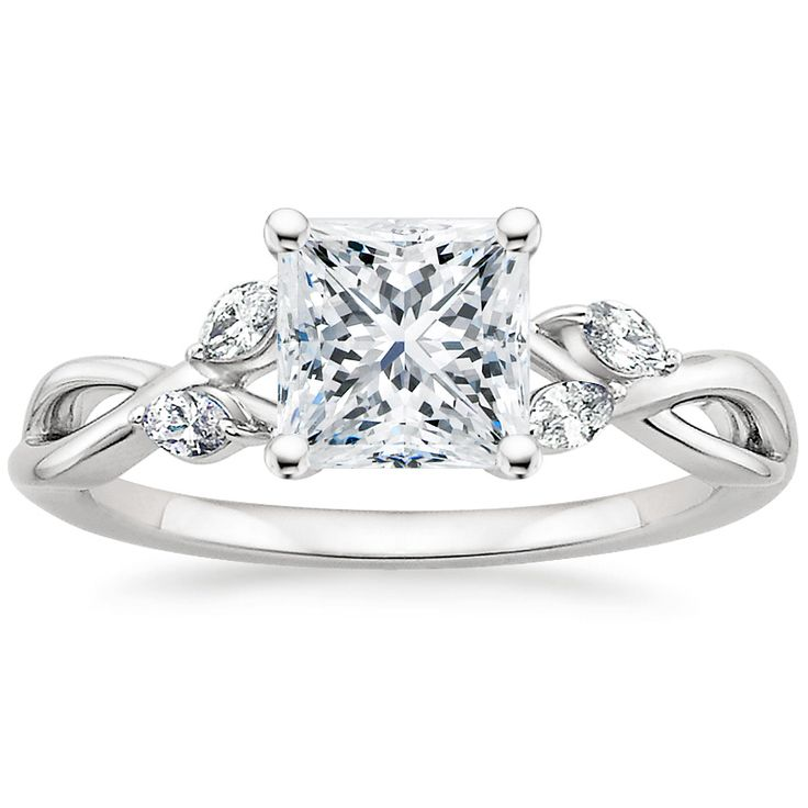 Design My Own Engagement Ring - Canadian Non Conflict Diamonds   Brilliant Earth