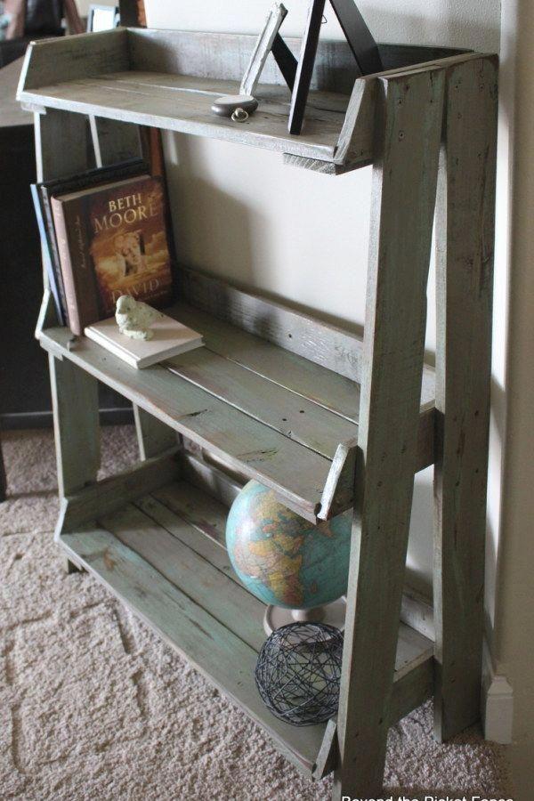 Furniture Made Out Of Wooden Pallets Stringer Pallet Diy