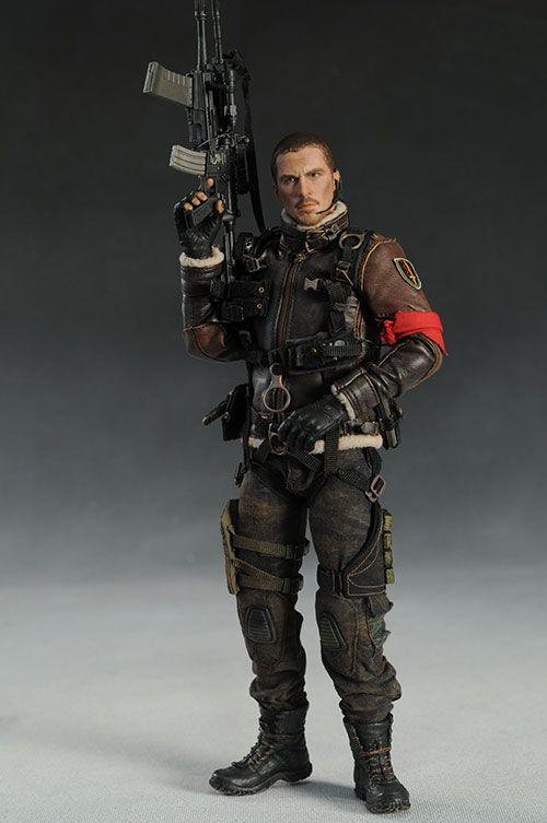 John Connor - Terminator Salvation Doll <3