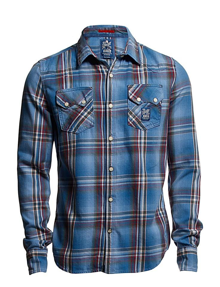 Superdry - Shirt - Boozt.com