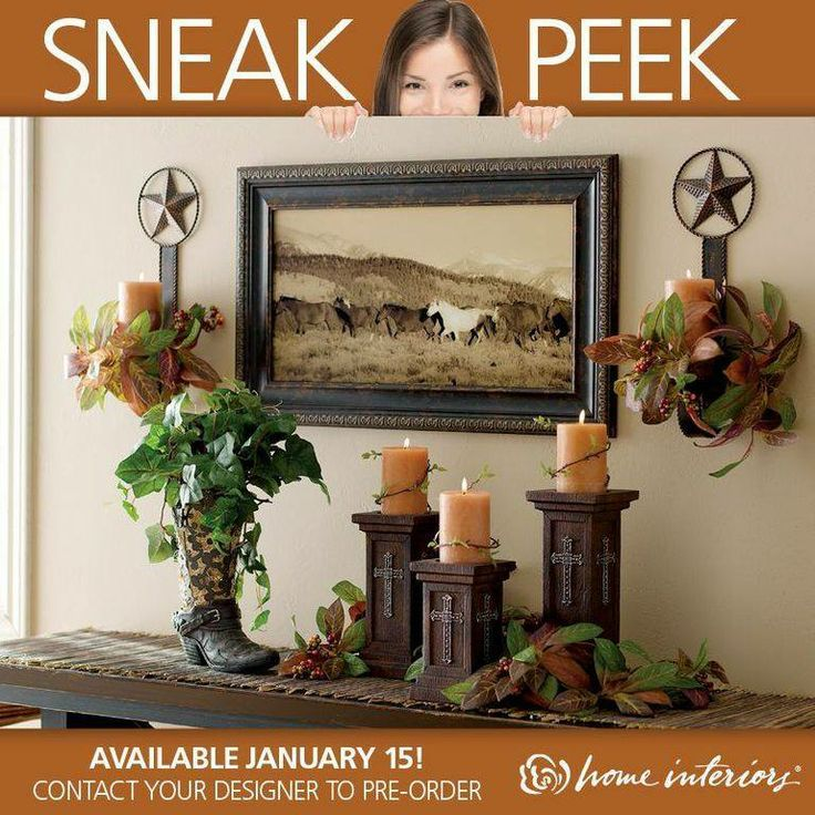 Home Interiors Candles Catalog: Celebrating Home Interiors