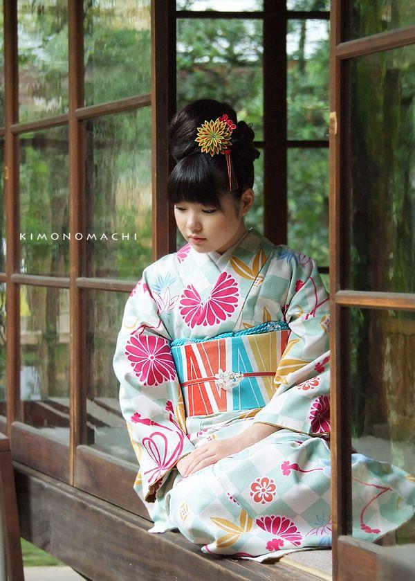 cute kimono