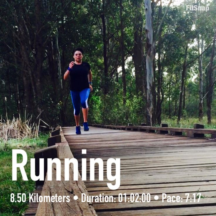 Short run this morning after a week of sickness.