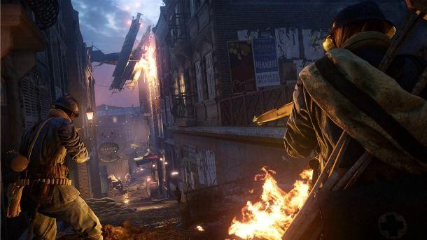 Prise De Tahure Map, Premium Trials Now Live In Battlefield 1