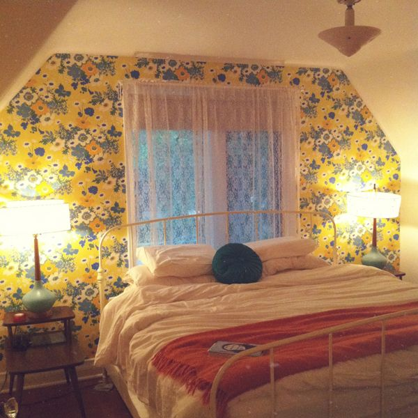 Rooms With Wallpaper Designs