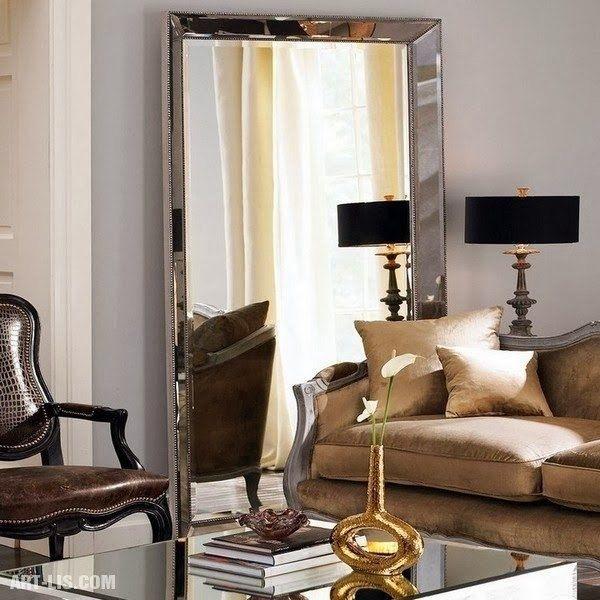 Большие напольные зеркала - Дизайн интерьеров | Идеи вашего дома | Lodgers