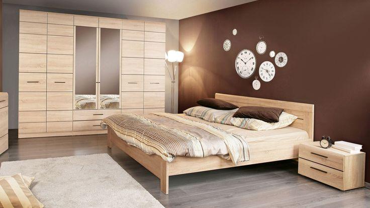 7 best Hálószoba images on Pinterest Bedrooms, Black bedroom - schlafzimmer set 180x200