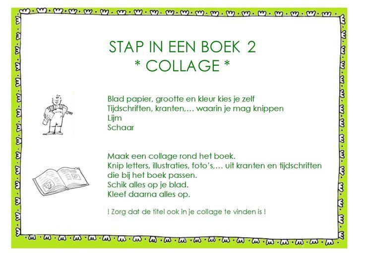 Meer dan 20 sta in een boek-opdrachten voor meer leesplezier!