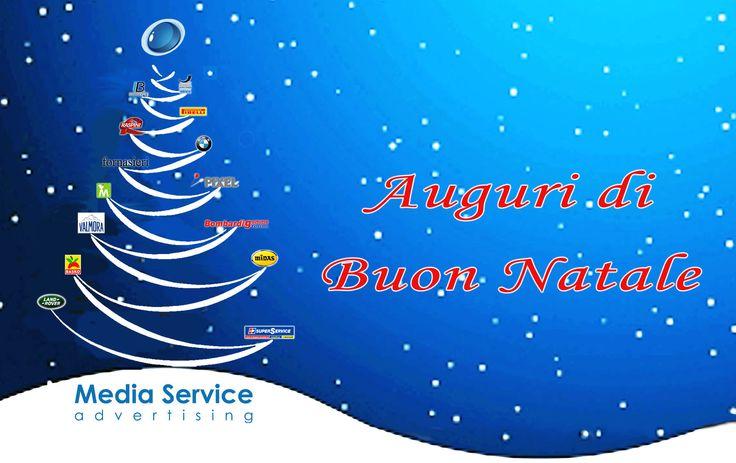 Buon #natale e Buone #feste a tutti!!!
