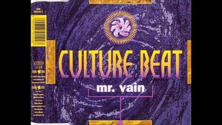 Culture Beat - Mr. Vain (Special Radio Edit) 1993