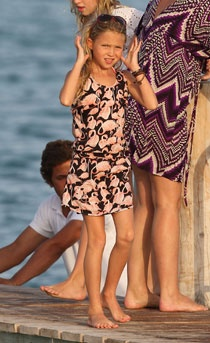 Kate Moss's Daughter Lila May Soon Be Modeling - Lila Moss Model - ELLE