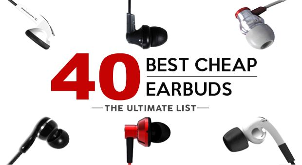 The earbud market is so oversaturated that it can be very hard to navigate and choose the best pair of earbuds you can get. That is why we have created our 40 Best Cheap Earbuds Ultimate list. This article covers in great depth everything you need to consider before purchasing a new pair of earbuds. …