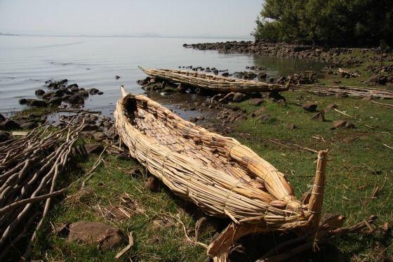 Las controvertidas fuentes del Nilo Azul | Crónicas de un nómada
