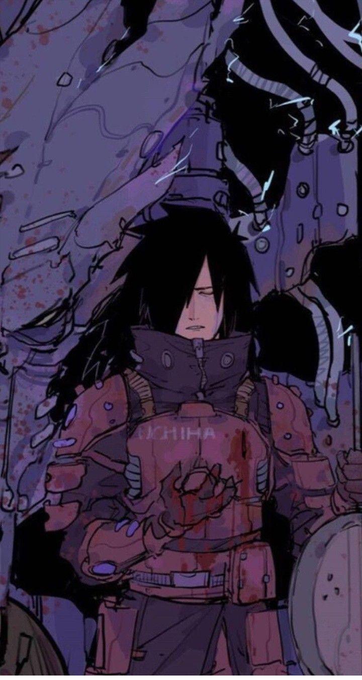 Madara Alternativo In 2020 Wallpaper Naruto Shippuden Naruto Art Naruto Shippuden Anime