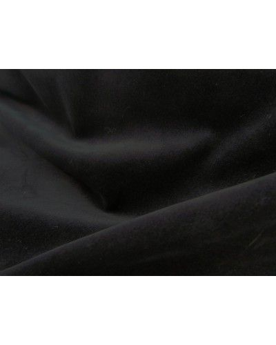 Manufacturer // Cotton Velveteen- Black - $18.95 The Remnant Warehouse