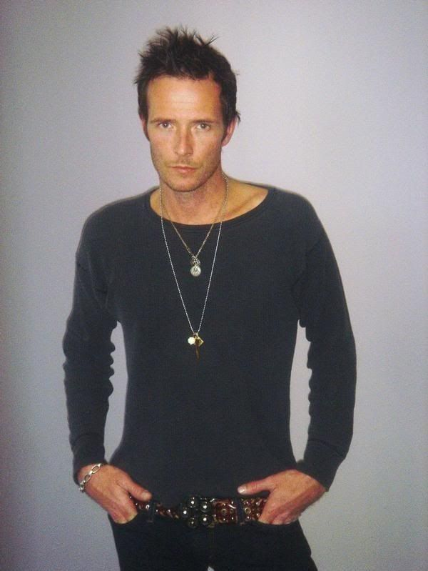 Scott Weiland (Musician; Stone Temple Pilots) - I love Scott; for whatever reason, I just love him