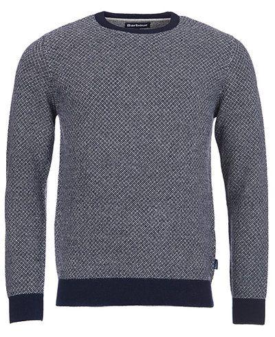 Barbour Men's Calvay Crewneck Sweater