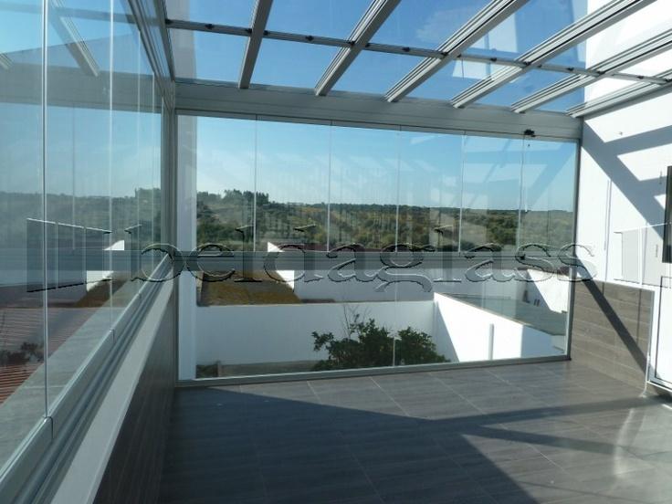 10 best images about cerramientos de terraza on pinterest for Techos de terrazas