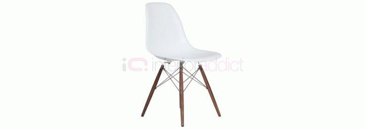 Charles Eames Style DSW 'Eiffel' Esszimmerstuhl | Interior Addict Ltd