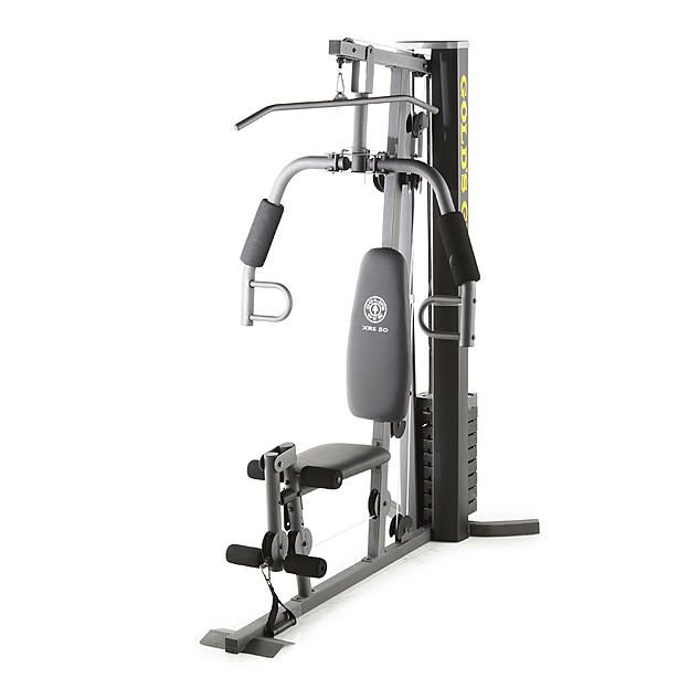 Gold S Gym Pro Series Smith Machine Manual