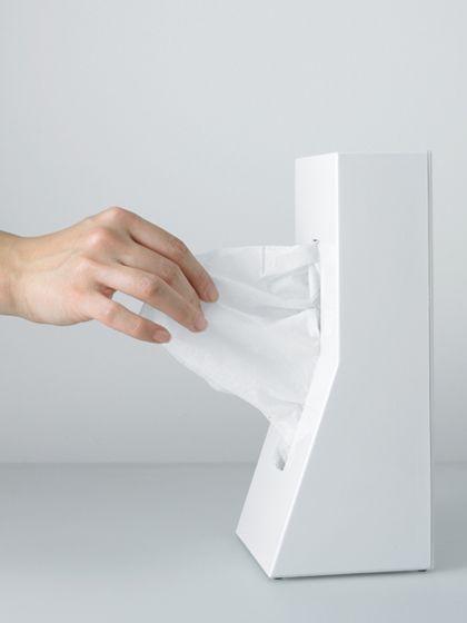 [DUENDE] STAND! ABS tissue holder