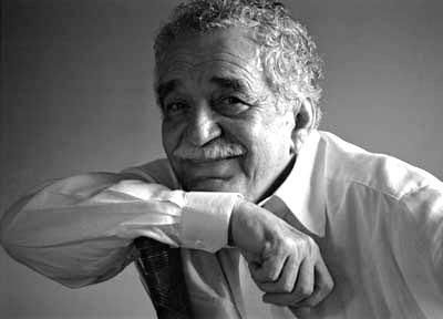 Gabriel Garcia Marquez - Colombian author of some of the most beautiful and evocative prose I have ever read.