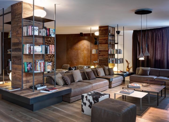 Hotel Nira Montana By Studio Del Portico La Thuile Italy Retail Design Blog