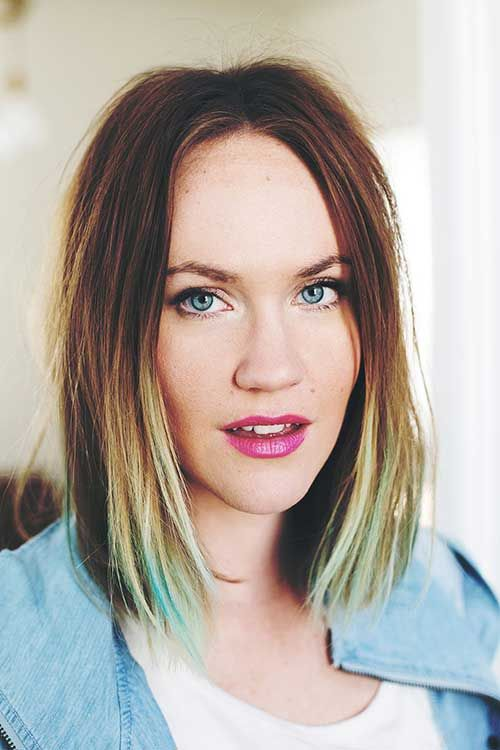 Best 25+ Color for short hair ideas on Pinterest   Highlights ...