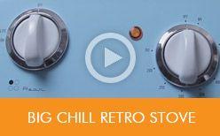 Big Chill   Retro   Stoves   Big Chill 30'' Stove