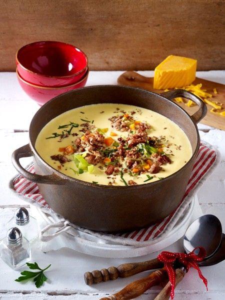 Warum wir Suppen so sehr lieben? Weil sie einfach jedem gelingen. Und das in weniger als 30 Minuten. Glauben Sie nicht? Hier kommt der