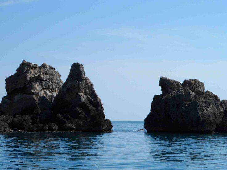 Sabato 29 Marzo gita in barca lungo tutto il periplo dell'Argentario