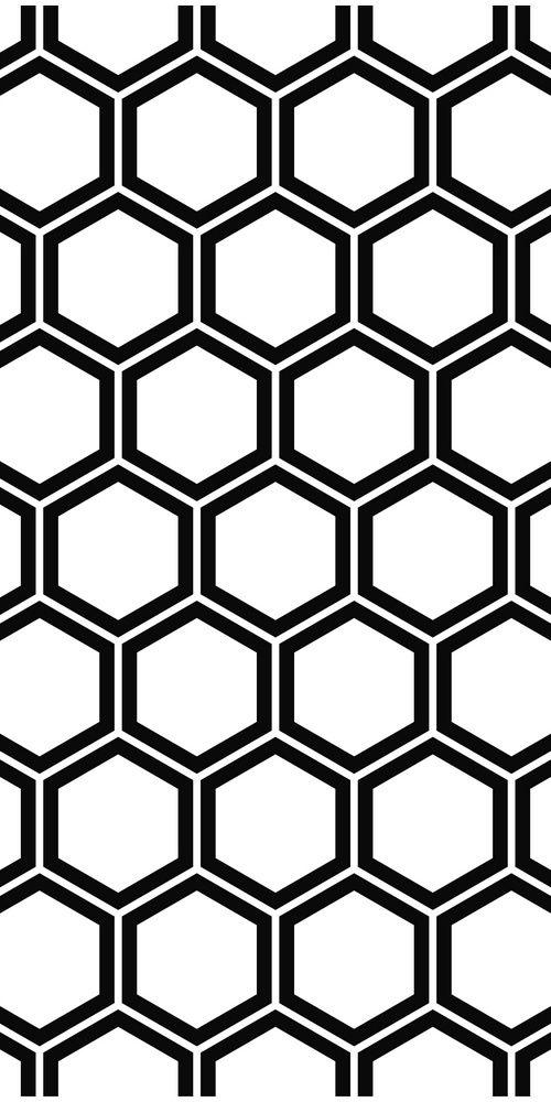 25 Best Ideas About Hexagon Pattern On Pinterest Color