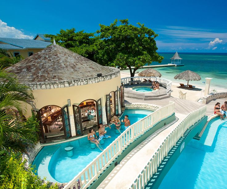 Sandals Montego Bay #Jamaica! A couples only resort made for romance!